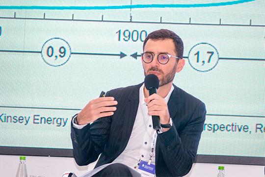 Вадим Дружина: «Нужно понимать, что без поправки на климат Россия находится впереди только стран СНГ по энергоэффективности экономик. Если сделать поправку на климат, опережаем также Албанию, Болгарию и Китай. Так что есть значительный потенциал»