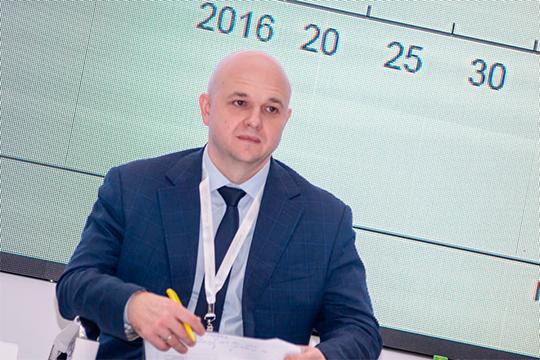 Денис Борисов: «УРФпроизводство нефтепродуктов существенно превышает внутреннюю потребность. Мысильно зависим оттого, что происходит надругих рынках»