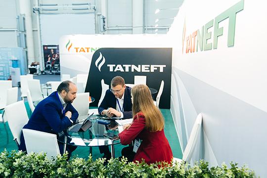 «Татнефть»— это вертикально интегрированная компания. Всвоей деятельности мызахватываем практически все отрасли экономики»