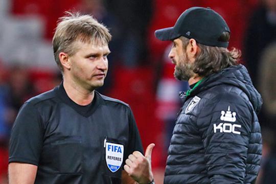 Разбор Черепанова: «Рубин» вигре со«Спартаком» показал тактическую гибкость»