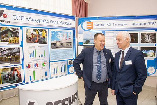 Помимо прибыльной нефтянки обнаружились иностранцы ивградообразующем предприятии Заинска—заводе «Аккурайд Уилз Руссиа»
