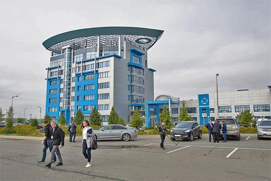 На ОЭЗ «Алабуга» общее число резидентов на конец первого полугодия составляло 57