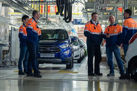 В этом году Ford Sollers официально закрыл свои промышленные площадки в Набережных Челнах и Всеволожске, а также завод двигателей в ОЭЗ «Алабуга»