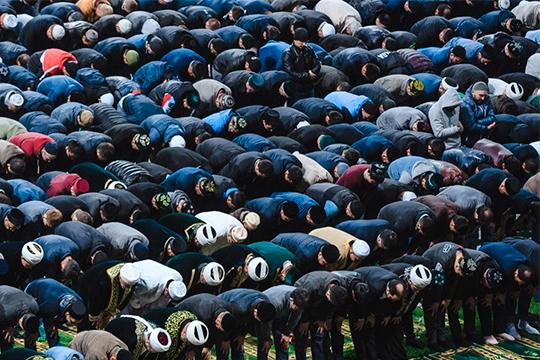 «Мусульмане России напротяжении десятилетий стремились обрести утерянное после развала Советского Союза единство»