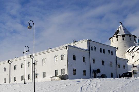 В портфеле «Евростройхолдинга+» и реставрация бывшей пересыльной тюрьмы, где содержались декабристы по пути следования в сибирскую ссылку
