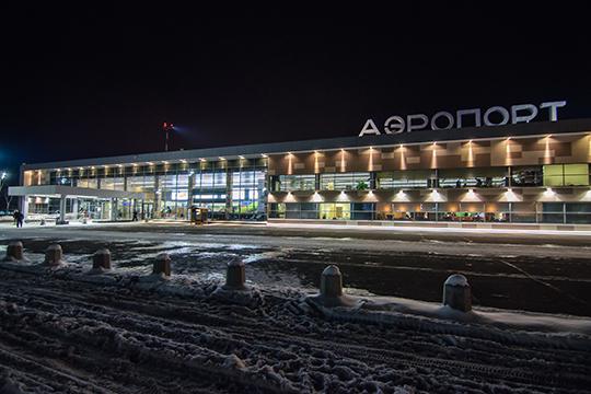 Второй по величине для компании Гайсина госзаказ суммой 770 млн – на строительство аэровокзала международных воздушных линий в «Бегишево»