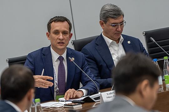 Хайруллина поставили во главе новой подгруппы «Цифровой муниципалитет» рабочей группы Госсовета РФ. Ее цель — за счет внедрения цифровых сервисов и платформенных решений улучшить жизнь людей