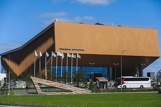 Университет Иннополис в плане образования в сфере ИТ — потенциально неплохая история, вопрос лишь в одном: как бы он не стал кузницей кадров для международных корпораций