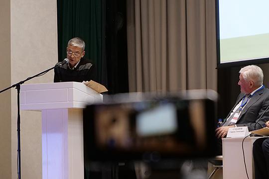 Ильгиз Гильфанов — один из самых ярых противников установки МАН