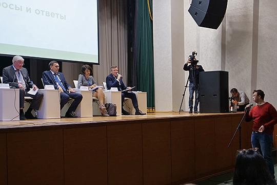 В минувшую пятницу в альметьевском ДК «Иске Элмет» состоялись публичные слушания по рассмотрению материалов оценки воздействия на окружающую среду установки производства малеинового ангидрида