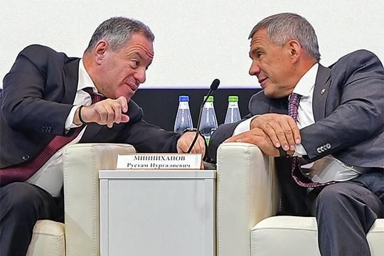 «Необязательно кровь пить»: Минниханов и Браверман открыли «жалобную книгу» для бизнеса