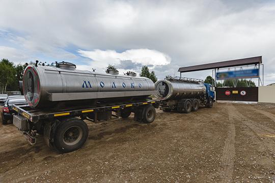 «В России взят курс наповышение производительности молочной отрасли, которая нетолько работает наобеспечение продолжительности жизни, ноивлияет назаселенность территорий»