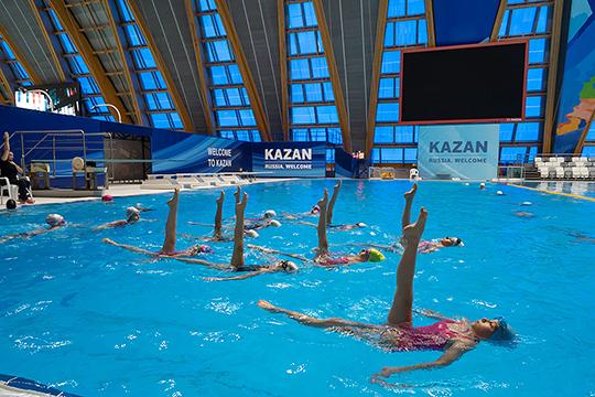 Главный вопрос: что станет с чемпионатом мира-2024 по водным видам спорта? Это самый масштабный турнир, право на который Казань уже получила