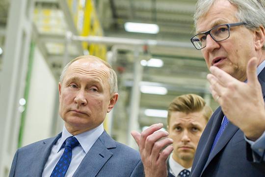«Мало регионов, где Путин побывалбы четыре раза загод. Эти визиты омногом говорят— обогромном доверии кнашему многонациональному трудолюбивому народу икруководству республики»