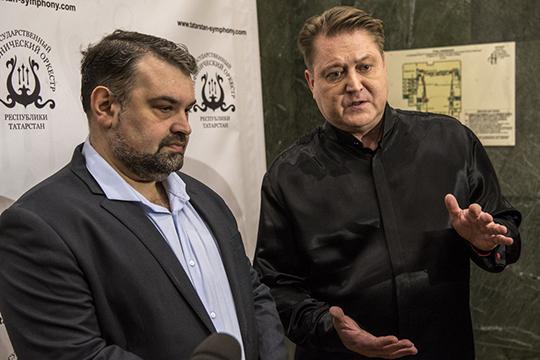 «Не раскрыт потенциал татарских композиторов. Многие произведения пылятся в архивах»