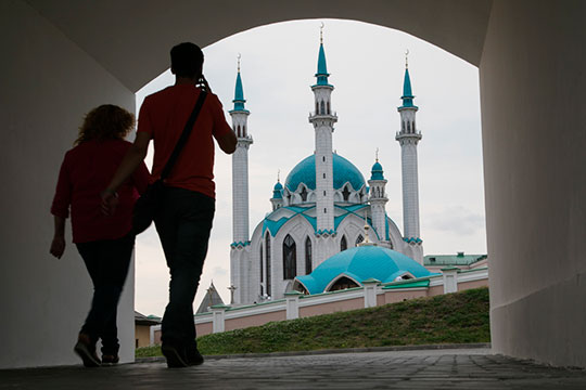 «Как директор института «Татинвестгражданпроект», я участвовал в реализации проекта мечети «Кул Шариф»