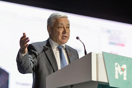 Фарид Мухаметшин: «Сделано достаточно много. Это еще раз убеждает в том, что мы 1,5 года назад приняли правильное решение — создать министерство молодежи!
