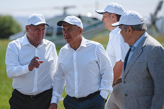 «В России всегда будет достаточно инвесторов для нефтехимии, химии, производства металла, для вывоза угля и леса. Вкладывать в сельское хозяйство готовы только патриоты»