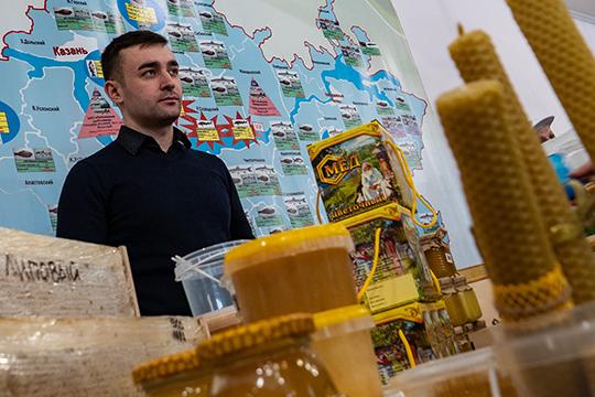 По данным ГБУ «Управление аквакультуры и пчеловодства», в 2019 году валовый сбор меда составил около 9 тыс. тонн меда, из них на продажу пошло примерно 5,5 тыс. тонн товарного мёда
