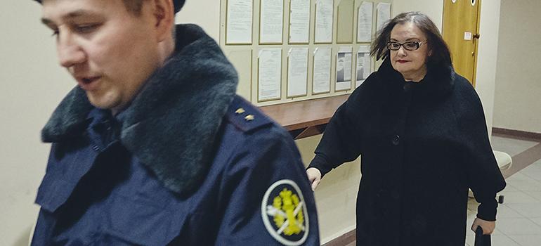 Евгения Даутова получила реальный срок