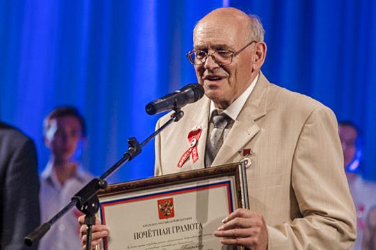 «Интереснейшая судьба, интереснейший человек.Я благодаренВильяму Петровичу Барабановуза то счастье, что я с ним работал»