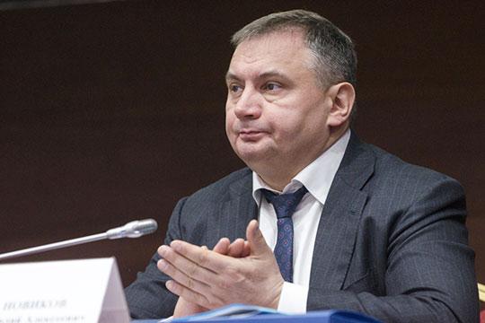 Источники «БИЗНЕС Online» отмечают, что судебная вертикаль от Новикова еще далека от завершения