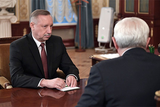 Леонид Давыдовв разговоре с «БИЗНЕС Online» не исключил, что Александр Беглов (на фото), возможно, будет работать по «хакасской» схеме. То есть просто обеспечивать проведение выборов в Петербурге.