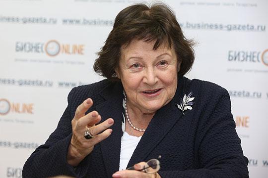 Леокадия Дробижева