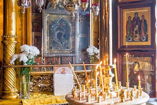 Как заверил корреспондента «БИЗНЕС Online» Хафизов, уже доказано, что список наАрском кладбище— выносная «рабочая» копия оригинальной иконы, которую задействовали вкрестных ходах