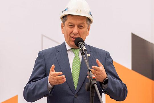 «Нам повезло, что в Альметьевске есть такие люди, которые болеют за свой город»
