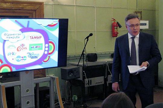 Ильшат Аминов:«Нам очень важно услышать обратную реакцию, нам очень важно, как этот канал оценят»