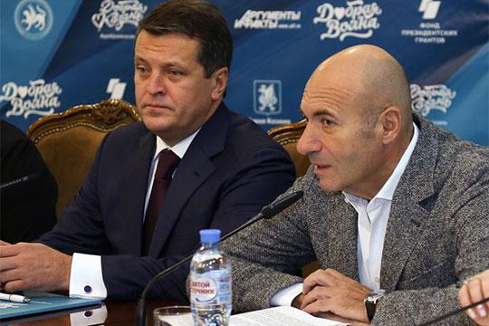 Игорь Крутой: «То, что явидел вКазани, это, конечно, недля слабонервных»