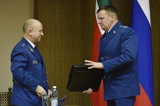«Город для меня новый, ноинтересный»: чем известен новый прокурор Челнов?