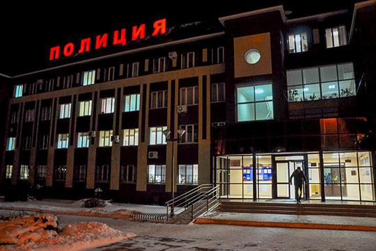 «Подъехавшие оперативники изъяли пистолет идоставили Латыпова вотдел полиции»