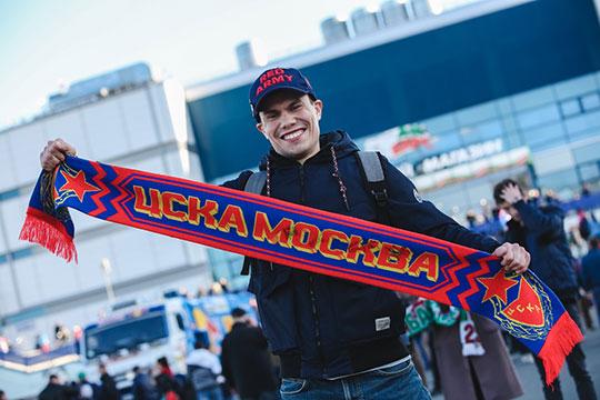 Существует маркетинговая программа направленная наповышение посещаемости домашних матчей ЦСКА