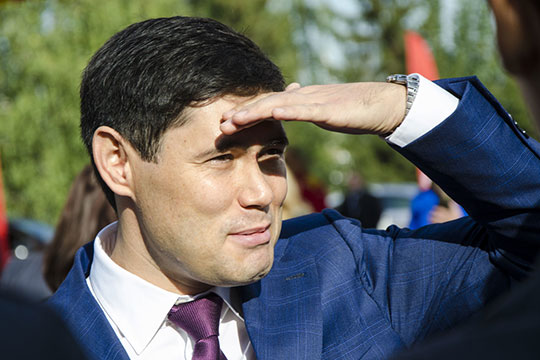 Ирек Салихов, председатель совета директоров АО «Ядран-Ойл», поднялся на позицию вверх, на 60 место