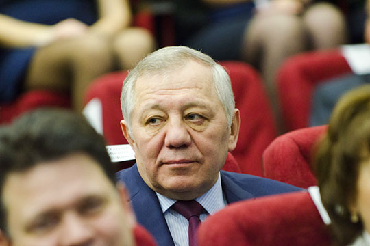 Не удалось вернуться в первую тройку рейтинга гендиректору ОАО «ТАИФ» Альберту Шигабутдинову