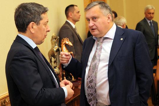 Топ-100 деловой элиты: свержение Абдуллина, Когогин утрона имиссия Сорокина