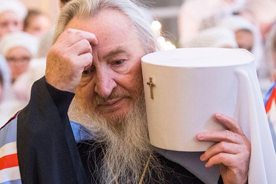 Митрополит Феофан: «Нет более радости для мира, чем эта ночь святая. Нам трудно себе представить, чтоже свершилось более 2000 тысяч лет назад»