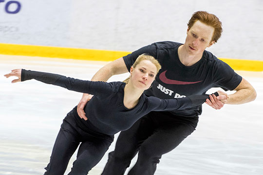 Первой российской паре Евгении Тарасовой и Владимиру Морозову конкуренция среди других представителей из России не грозит. Зато есть сильные конкуренты из-за рубежа