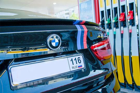 Лидером премиального класса в Татарстане остается BMW. Баварскому автозаводу удалось улучшить свои прошлогодние достижения в РТ на 2,3% до 1101 авто