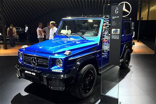 В погоню за баварцами пустился российский лидер и обладатель «серебра» в татарстанском люксовом зачете — Mercedes