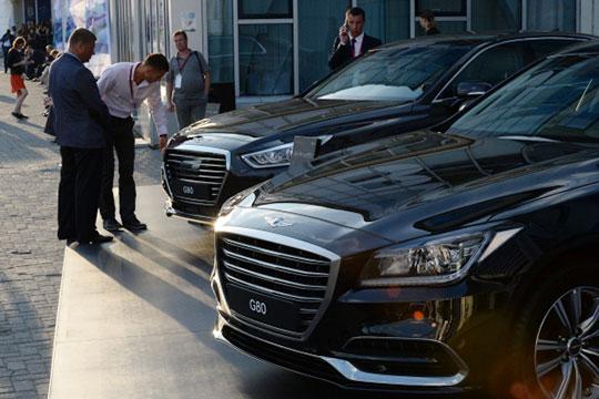 Выделенный концерном Hyundai в отдельный люксовый бренд, Genesis не потерял лицо перед акулами премиального сегмента, спрос на корейские авто вырос в 2,4 раза