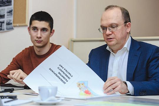 Айрат Нурутдинов: «Мыдействуем винтересах большинства, анеузкой элитарной группы»