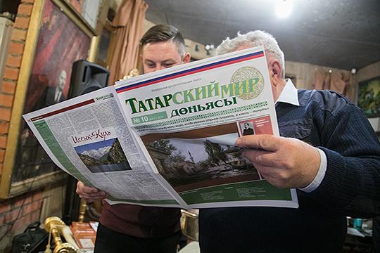 Пока чиновники стараются сгладить ситацию, нанеофициальном уровне втатарском сообществеМосквы кипят нешуточные страсти