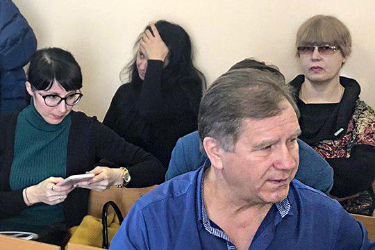 «Она была пассивной»: в суде обозначили роль Марины Халиуллиной в деле «лизинг-грантоедов»