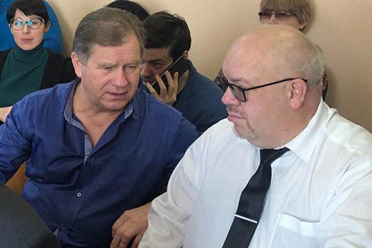 Хайдар Халиуллин и Павел Мазуренко