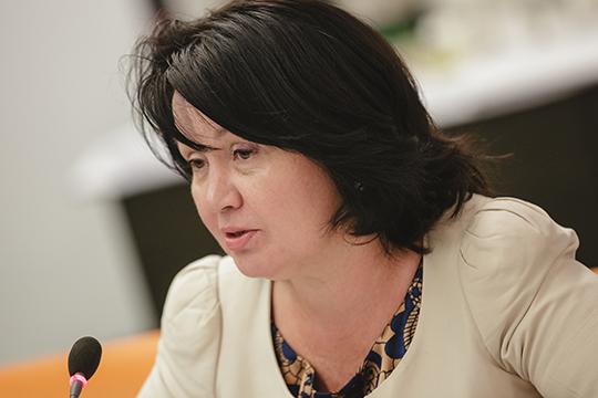 Клара Тазетдинова рассказала HR-специалистам, что вэтом году ихкомпании смогут принять участие впрограммах поопережающему переобучению своих сотрудников, получая избюджета соответствующие субсидии