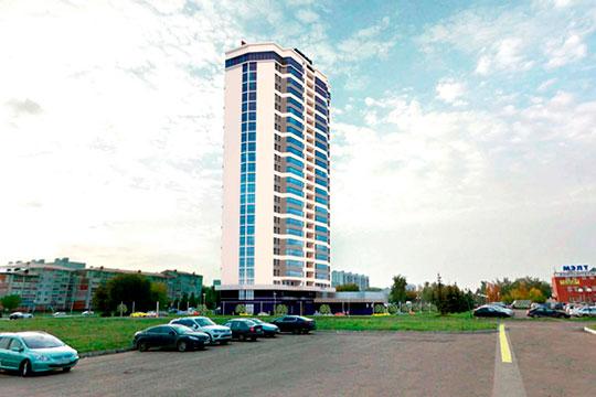 ВНабережных Челнахначинается строительствоапарт-отеляLotusна276 номеров.Общая стоимость проекта оценивается в600-700млн рублей.