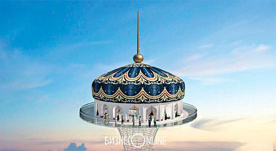 Настоящую сенсацию на прошлой неделе произвела Талия Миннуллина, которая дала понять, что планы построить смотровую башню «Тюбетей Tower» на берегу Казанки, по-прежнему в силе